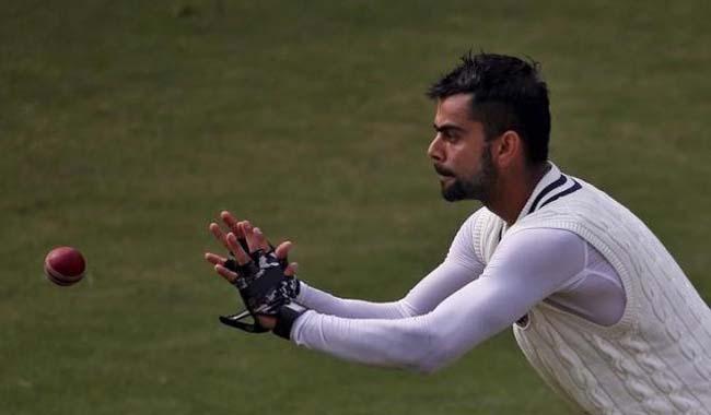 Virat Kohli targets period of test domination