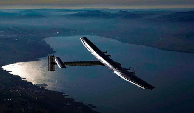 Solar Impulse 2 lands in UAE, ending round-the-world trip