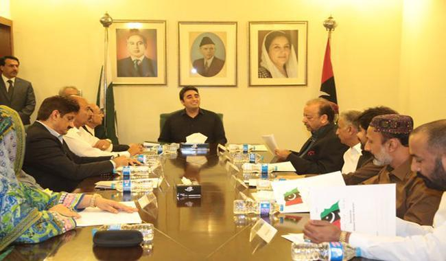 Bilawal to nominate new Sindh CM today