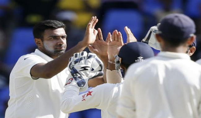 Ashwin regains number one spot in test rankings