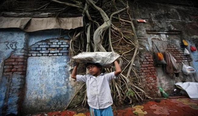 Indian parliament allows 'child labour' in the country