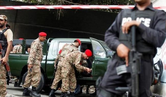 Pakistani Taliban claim responsibility for Karachi military killings