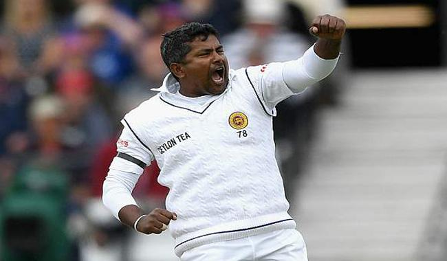 Rangana Herath spins Sri Lanka out of trouble