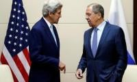 Kerry hopes to work with Russia on Syria, U.N. aims to restart talks