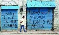 Indian govt reimposes curfew in Srinagar