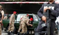 Pakistani Taliban claim responsibility for Karachi military killings