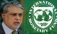 Ishaq Dar expresses resolve to say goodbye to IMF