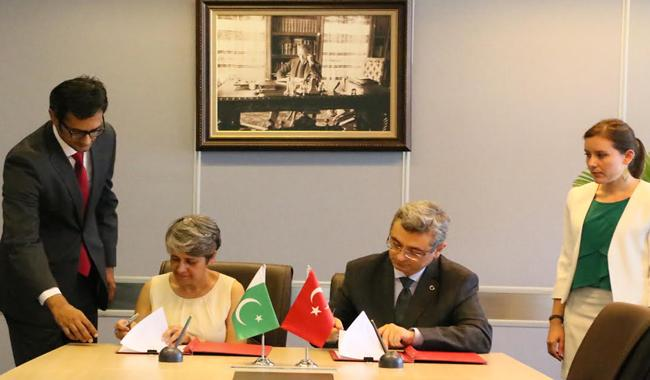Pakistan, Turkey agree to pursue free trade agreement negotiations