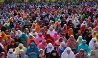 Indian Muslim women defy tradition – and men – to be judges
