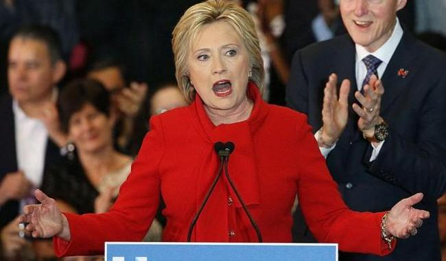 In speech of her life, Clinton to say U.S. at 'moment of reckoning'