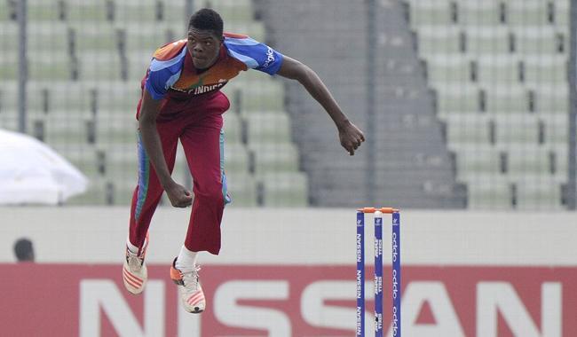 Windies add teenage paceman Joseph to test squad