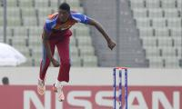 Windies add teenage paceman Joseph to test squad