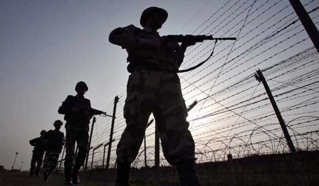 Two Indian soldiers among four killed near Kashmir border