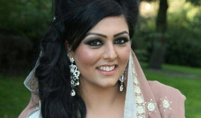 Forensic report confirms Samia Shahid was murdered