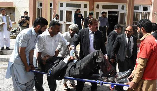 Death toll rises to 70 in Quetta bomb blast