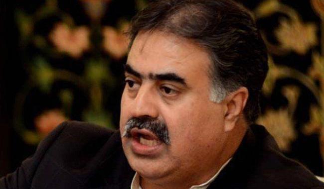 RAW involved in terrorist attacks in Balochistan: Zehri