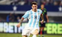 Messi rejoins Argentina for love of country
