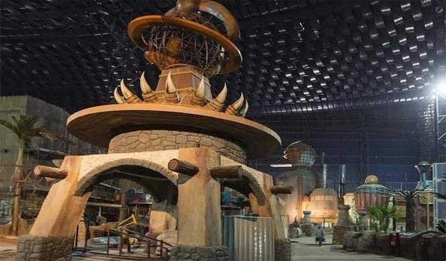 World´s largest indoor theme park to open in Dubai