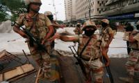 MQM headquarters, offices sealed in Karachi after Altaf speech