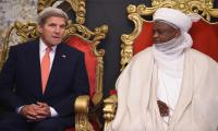 Kerry warns against military crackdowns in Nigeria