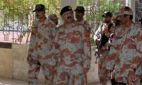 DG Rangers visits MQM's Nine-Zero, Jinnah ground