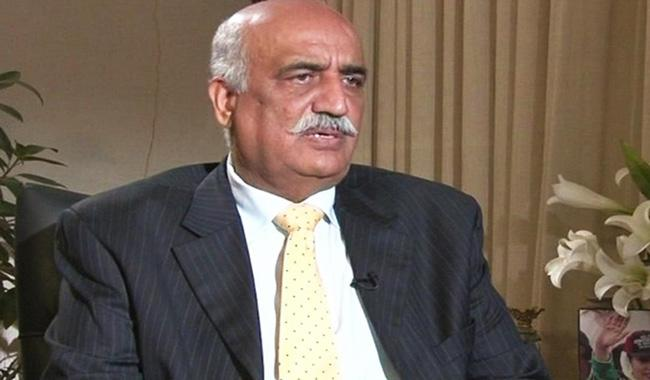 MQM has no option but to disassociate itself from Altaf: Khursheed