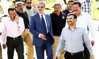 MQM's Waseem Akhtar elected Mayor Karachi