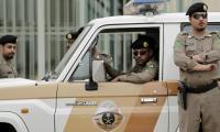 Saudi police foil mosque suicide bombing