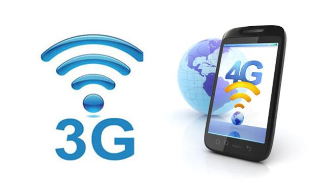 3G, 4G users touch 32 mln mark by July