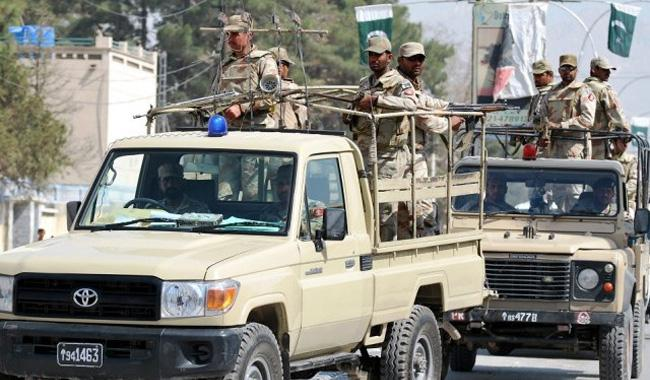 Six Levies personnel martyred in Jiwani attack