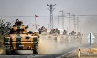 More Turkish tanks enter Syria in push against Islamic State, Kurdish militia