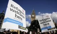 Asylum claims in Britain in first half of 2016 highest in more than a decade