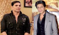 Shah Rukh, Akshay in highest paid actors list