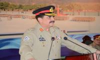 Gen. Raheel calls Afghan president, condemns university attack