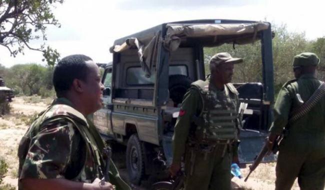 Shabaab gunmen attack beach restaurant in Mogadishu