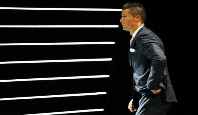 Ronaldo voted UEFA's 2015-16 Best Player in Europe