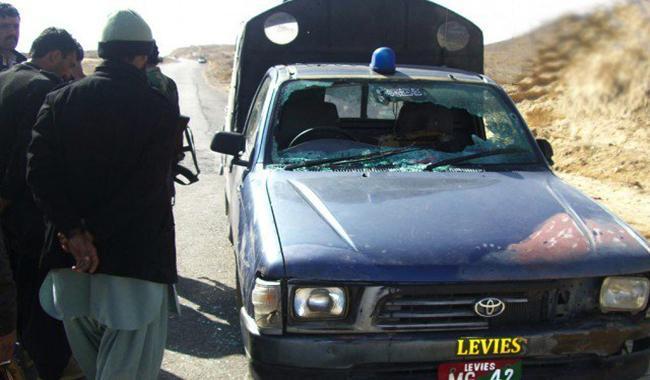 Gunmen ambush Levies, kill seven near Gwadar