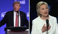 Trump, Clinton exchange angry charges of racism