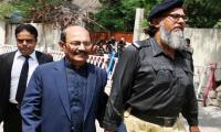 Chairman BSEK handed over to NAB on one-day remand