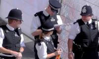 BDS team deployed in central England after arrests