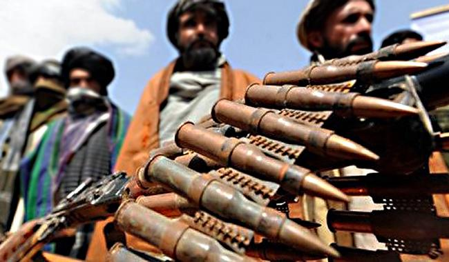 Taliban fighters overrun district in eastern Afghanistan