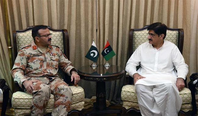 Sindh govt committed to purge Karachi from terrorists, outlaws: Murad