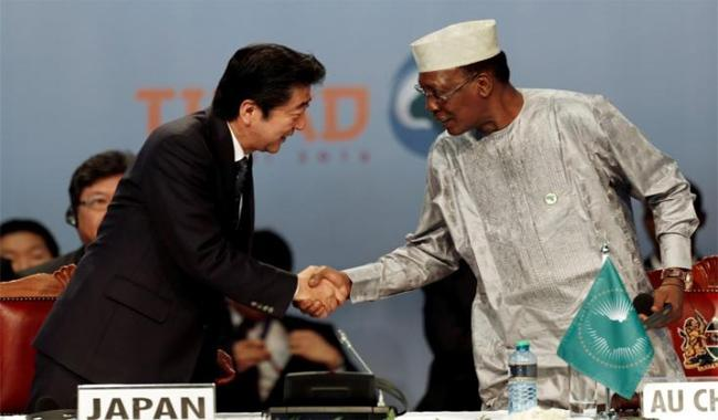 Japan pledges $30 bn for Africa over next three years