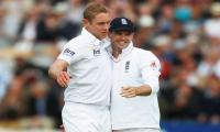 Anderson, Broad out for rest of English season