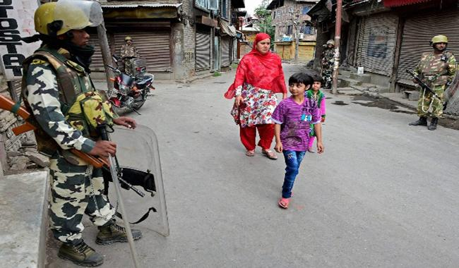 Curfew lifted in held Kashmir but fresh clashes erupt
