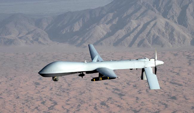 US drone enters Iran's airspace, leaves after warning