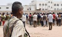 Suicide bombing kills 60 at Yemen army camp