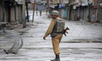Curfew reimposed in Occupied Kashmir after fresh clashes
