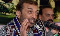 Farooq Sattar postpones announced press conference