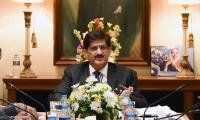 CM Sindh says MQM's illegal offices being razed on his directives